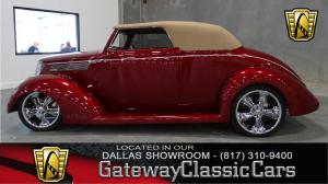 1937 Ford  - Stock 10 - Dallas