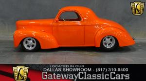 1941 Willys  - Stock 103 - Dallas