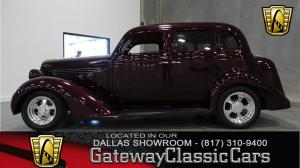 1935 Plymouth  - Stock 11 - Dallas, TX