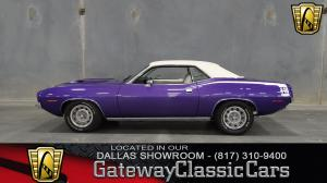 1970 Plymouth  - Stock 120 - Dallas