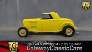 1932 Ford  - Stock 128 - Dallas
