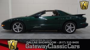 1997 PontiacFirehawk  - Stock 129 - Dallas, TX