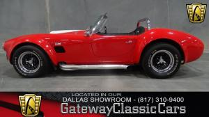 1966 Cobra  - Stock 137 - Dallas