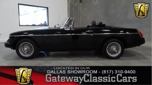 1976 MG  - Stock 15 - Dallas, TX