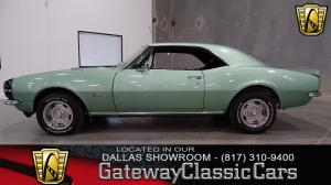 1967 ChevroletSS  - Stock 162 - Dallas