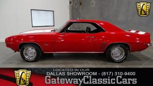 1969 ChevroletZ-28  - Stock 163 - Dallas