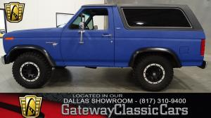 1981 Ford<br/>Bronco