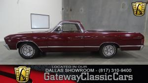 1967 Chevrolet  - Stock 179 - Dallas