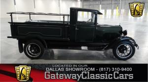 1928 FordAA  - Stock 18 - Dallas, TX