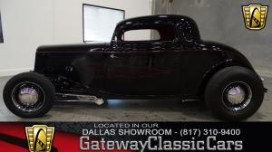 1934 Ford<br/>3 Window