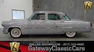 1953 Lincoln  - Stock 192 - Dallas