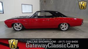 1967 ChevroletSS  - Stock 215 - Dallas