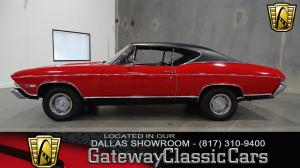 1968 ChevroletSS  - Stock 219 - Dallas
