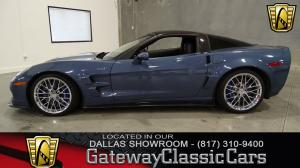 2011 ChevroletZR1  - Stock 222 - Dallas