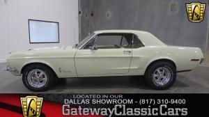 1968 Ford  - Stock 229 - Dallas