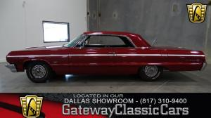 1964 ChevroletSS  - Stock 244 - Dallas