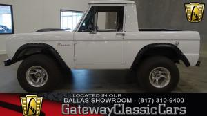 1966 Ford<br/>Bronco