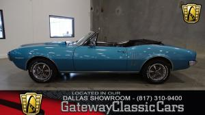 1967 Pontiac  - Stock 259 - Dallas