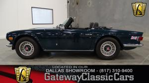 1973 Triumph  - Stock 273 - Dallas