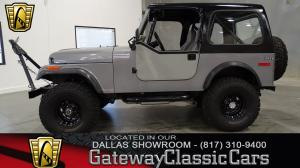 1979 Jeep  - Stock 278 - Dallas