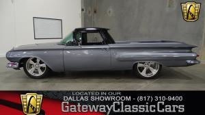 1960 Chevrolet  - Stock 286 - Dallas