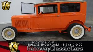 1929 Chrysler<br/>Sedan