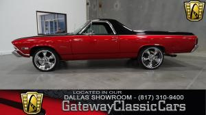 1968 Chevrolet  - Stock 29 - Dallas
