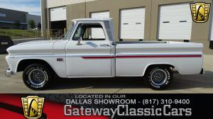 1966 Chevrolet  - Stock 297 - Dallas