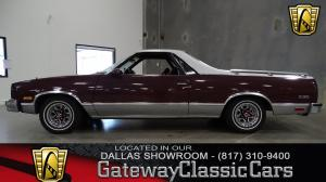 1987 Chevrolet  - Stock 325 - Dallas