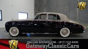 1965 Rolls Royce Silver Cloud