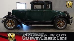1931 Studebaker 54 Coupe