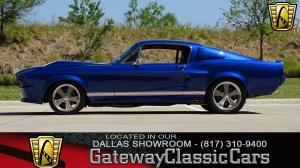 1967 Ford Mustang  GT Fastback Restomod
