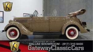 1935 FordPhaeton  - Stock 44 - Dallas, TX