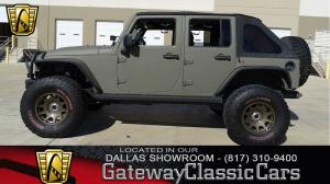 2013 Jeep Wrangler Unlimited Rubicon LSX