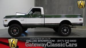 1971 ChevroletCheyenne Super  - Stock 6 - Dallas