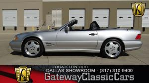 1997 Mercedes-Benz SL600