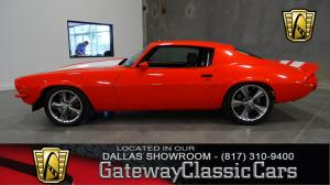 1970 ChevroletZ-28  - Stock 64 - Dallas