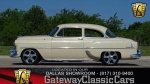 1953 Chevrolet 210 Bel Air