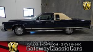 1977 Lincoln  - Stock 76 - Dallas, TX