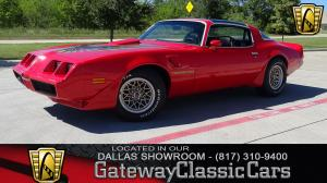 1980 Pontiac Firebird Trans Am 400