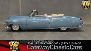1953 Cadillac  - Stock 87 - Dallas