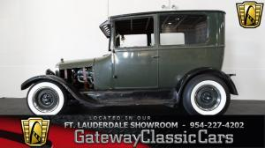 1927 Ford  - Stock 123 - Ft. Lauderdale