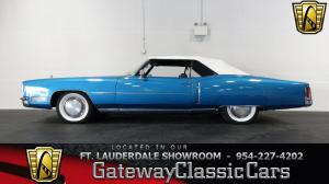 1972 Cadillac  - Stock 153 - Fort Lauderdale