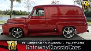 1955 Ford  - Stock 163 - Ft. Lauderdale, FL
