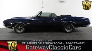 1970 Oldsmobile442  - Stock 169 - Ft. Lauderdale, FL