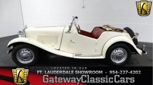 1953 MG  - Stock 186 - Ft. Lauderdale