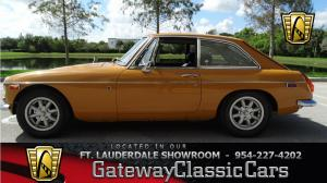 1970 MGGT  - Stock 189 - Ft. Lauderdale, FL
