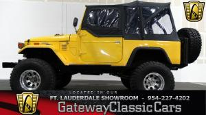 1973 ToyotaLandcruiser  - Stock 190 - Fort Lauderdale