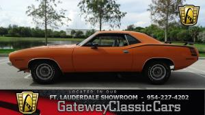 1970 Plymouth  - Stock 197 - Ft. Lauderdale, FL