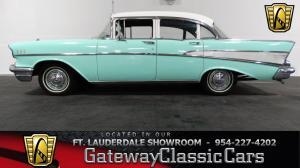 1957 Chevrolet  - Stock 209 - Fort Lauderdale